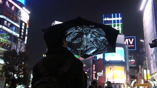 Internet Umbrella Photo