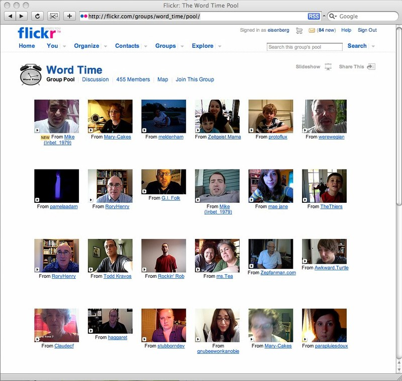 Flickr__the_word_time_pool
